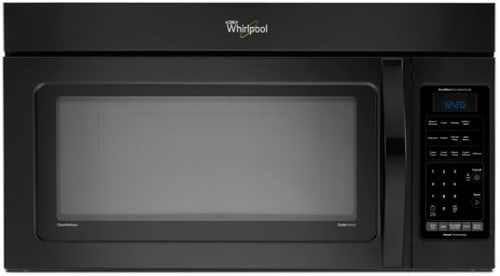 Whirlpool Gold WMH75520AB - Black