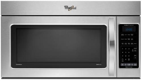 Whirlpool Gold WMH75520A - Stainless Steel