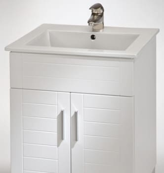 Empire Industries Metropolitan Collection WMT2120WMS - White Matte