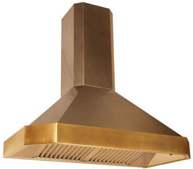 RangeCraft WM_SCHNEIDER - Non-Directional Stainless Steel with Brass Trim