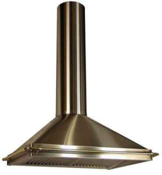 RangeCraft WM_STACK - Brushed Stainless Steel with Optional Pot Rail