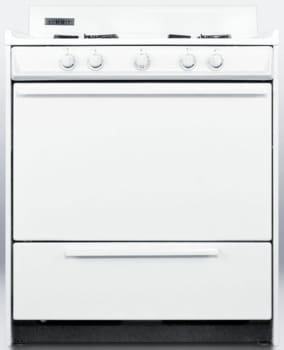 "Summit WNM210P - 30"" Gas Range"