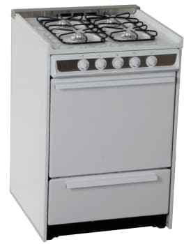 Summit Professional Series WLM616R - Featured View without Oven Window
