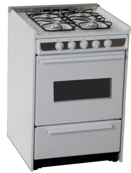 Summit Professional Series WLM616RW - Featured View with Oven Window