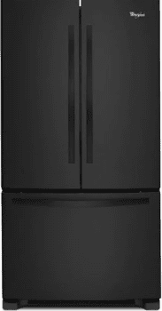 Whirlpool WRF535SMBB - 36 Inch French Door Refrigerator from Whirlpool