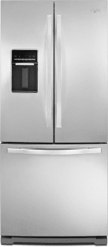 Whirlpool WRF560SEY - Monochromatic Stainless Steel