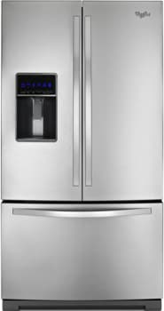 Whirlpool WRF736SD - Stainless Steel