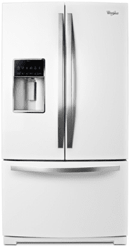 Whirlpool White Ice WRF989SDAH - White/Silver