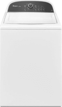 Whirlpool Cabrio WTW5500BW - Featured View