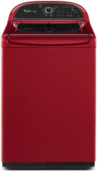 Whirlpool Cabrio WTW8500BR - Cranberry Red