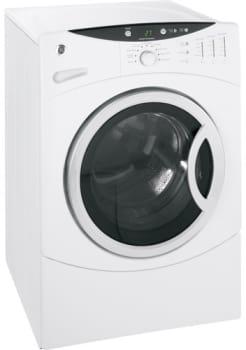 GE WBVH6240FWW - white