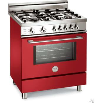 Bertazzoni Professional Series X304PIRRO - Rosso / Red