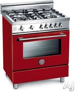 Bertazzoni Professional Series X304GGV - Rosso / Red