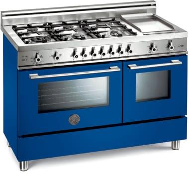 Bertazzoni Professional Series X486GGGV - Blu / Blue