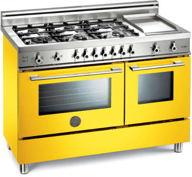 Bertazzoni Professional Series X486GGGVGI - Giallo / Yellow