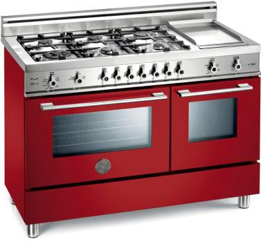 Bertazzoni Professional Series X486GGGVRO - Rosso / Red