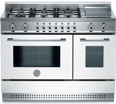 Bertazzoni Professional Series X486GPIRBI - White / Bianco