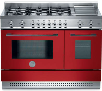 Bertazzoni Professional Series X486GPIRRO - Red / Rosso