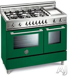 Bertazzoni Professional Series X486GPIRVE - Green / Verde
