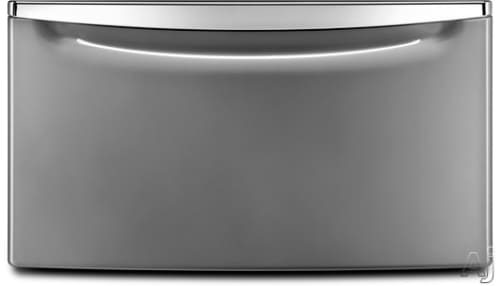 Whirlpool Laundry 1-2-3 Series XHPC155XL - Lunar Silver