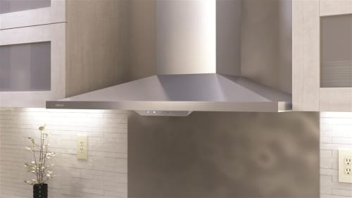 Zephyr Europa Anzio Series ZANM90AS - Anzio Chimney Range Hood