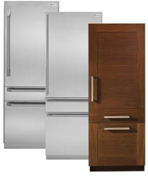Monogram ZIC30GNDII - Fully Integrated Customizable Refrigerator