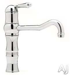 Rohl Country Kitchen Collection A3479LMSTN2 - Polished Chrome