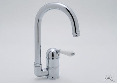 Rohl Country Collection A360665LMIB2 - Polished Chrome (Porcelain Handle Shown)