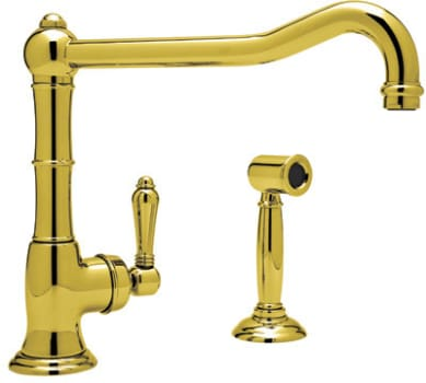 Rohl Country Kitchen Collection A365011LMWSIB2 - Inca Brass