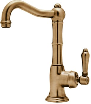 Rohl Country Kitchen Collection A365065LMSC2 - Stainless Copper