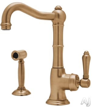 Rohl Country Kitchen Collection A365065LMWSSC2 - Stainless Copper