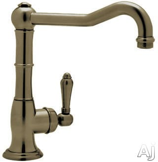 Rohl Country Kitchen Collection A3650LMTCB2 - Tuscan Brass