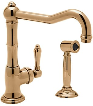 Rohl Country Kitchen Collection A3650LMWSSC2 - Stainless Copper