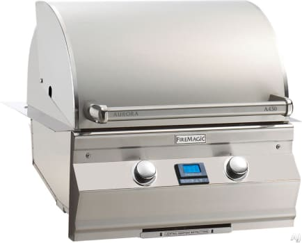 Fire Magic Aurora Collection A430I5E1N - A430i without Backburner Rotisserie