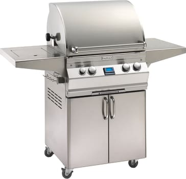 Fire Magic Aurora Collection A530S6E1N62 - A530s Portable Gas Grill with Rotisserie Backburner