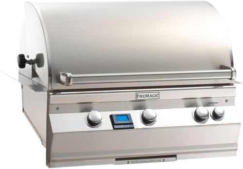 Fire Magic Aurora Collection A540I6E1P - A540 Built-In Gas Grill with Rotisserie Backburner