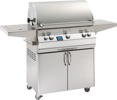 Fire Magic Aurora Collection A540S6E1N62 - Aurora A540s Portable Grill with Rotisserie