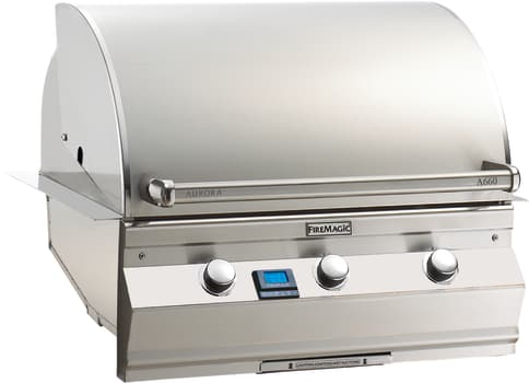Fire Magic Aurora Collection A660I5E1P - A660i without Rotisserie