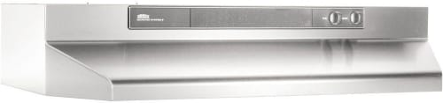 Broan 46000 Series 46240 - Stainless Steel Front View