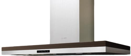 Zephyr Arc Duo Collection ADUM90BSX - Arc Collection Duo Designer Wall Hood with Optional Trim
