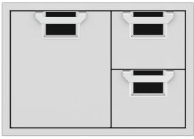 Hestan Aspire AESDR30BK - Front View