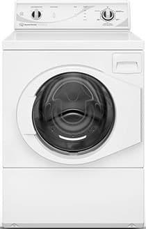 "Speed Queen AFN50RSP113TW01 - 27"" Front-Load Washer with 3.42 cu. ft. Capacity and 5 Pre-Set Cycles"