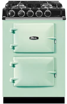AGA City 24 Series ATC2DFAQU - Aqua Front View