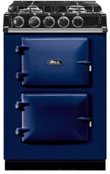 AGA City 24 Series ATC2DFDBL - Dark Blue Front View