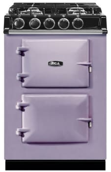 AGA City 24 Series ATC2DFHEA - Heather Front View