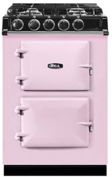 AGA City 24 Series ATC2DFROS - Rose Front View