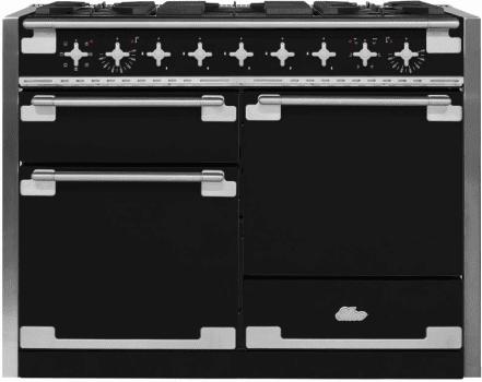AGA Elise AEL48DFBLK - Gloss Black