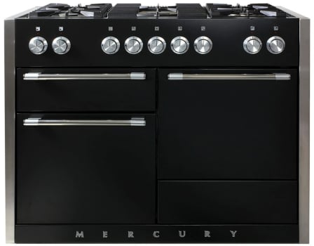 AGA Mercury AMC48DFMBL - Matte Black