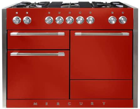 AGA Mercury AMC48DFSCR - Scarlet