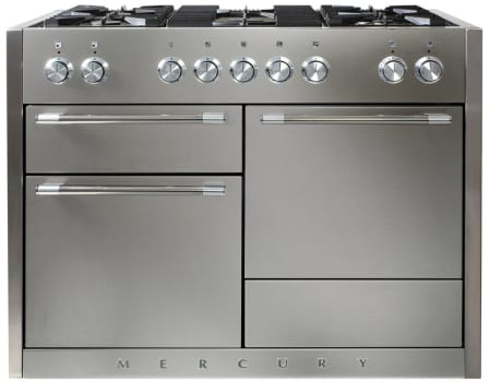 AGA Mercury AMC48DF - Stainless Steel